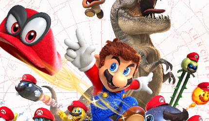 Feature: Nintendo's Top E3 Switch-Titel - Super Mario Odyssey und ARMS