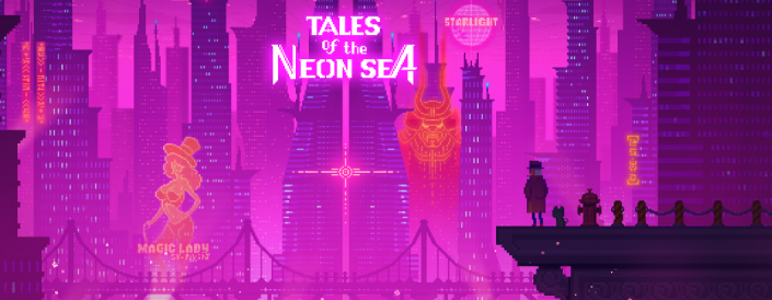 Feature: Gamescom - Tales of the Neon Sea angespielt
