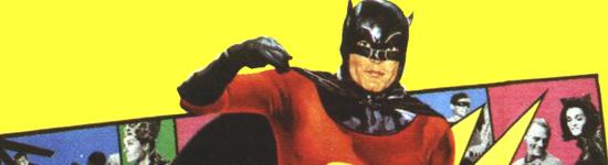 Batman hält die Welt in Atem Header
