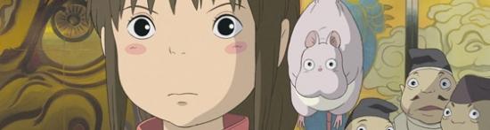 Chihiros Reise ins Zauberland Header