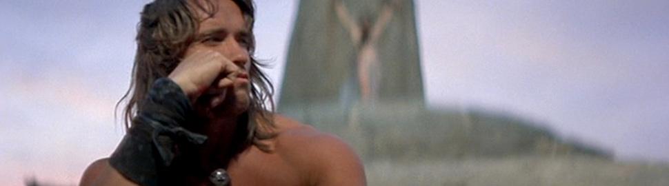 Conan, der Barbar Header