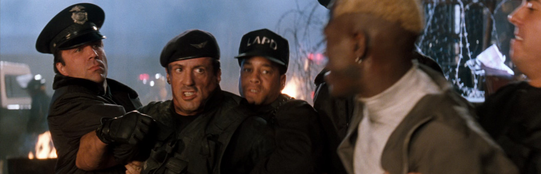 Demolition Man Header