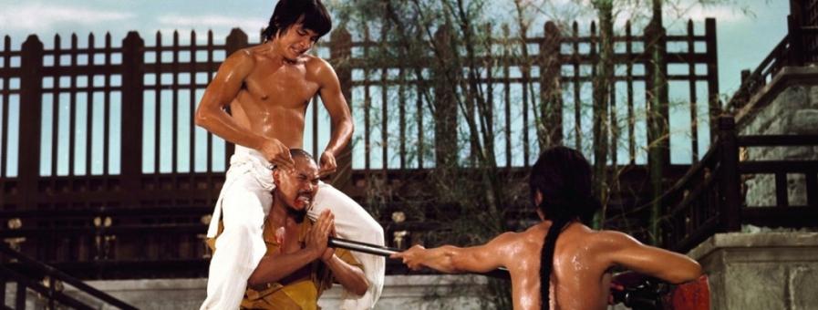 Der Tempel der Shaolin Header