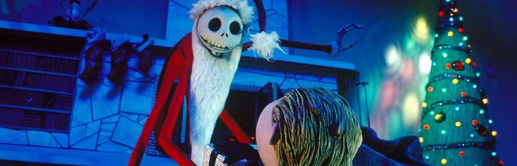 Nightmare Before Christmas Header