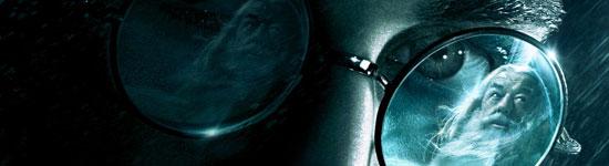 Harry Potter und der Halbblutprinz Header