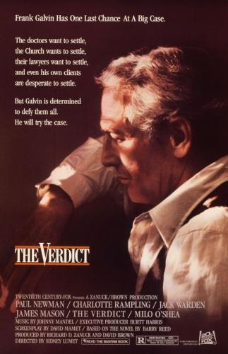 The Verdict - Die Wahrheit und nichts als die Wahrheit Poster