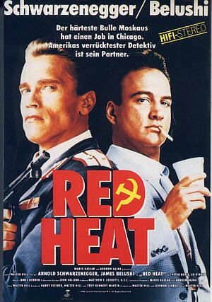Red Heat Filminfo