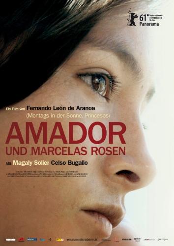 Amador und Marcelas Rosen Poster