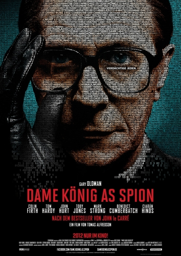 Dame, König, As, Spion Poster