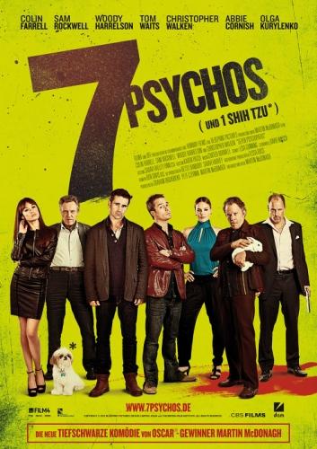 7 Psychos Filminfo