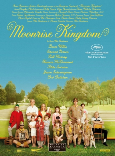 Moonrise Kingdom Filminfo