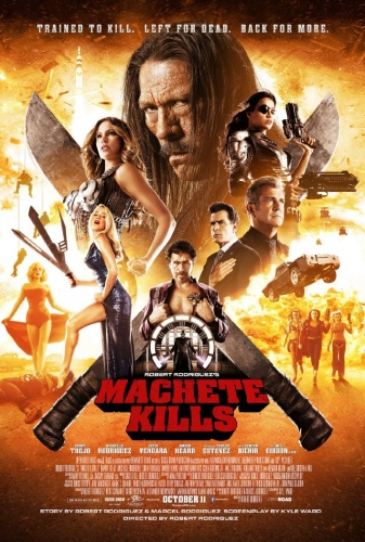 Machete Kills Filminfo