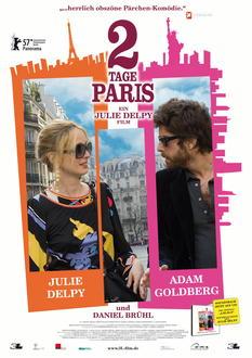 2 Tage Paris Poster