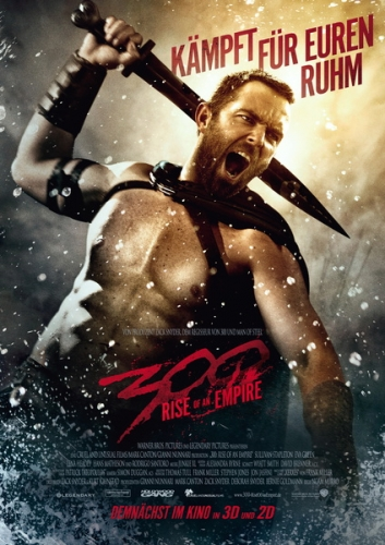 300: Rise of an Empire Poster