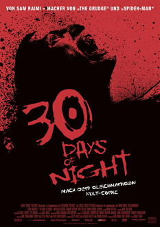 30 Days of Night Poster