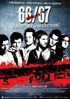 66/67 - Fairplay war gestern Poster
