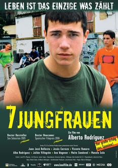 7 Jungfrauen Poster
