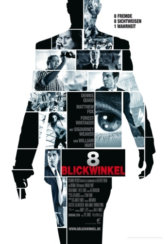 8 Blickwinkel Poster