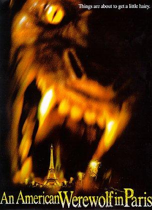 American Werewolf in Paris Poster