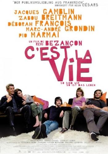 C'est la vie - So sind wir, so ist das Leben Poster