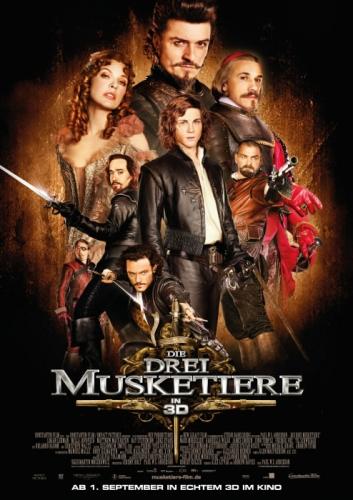 Die drei Musketiere Filminfo