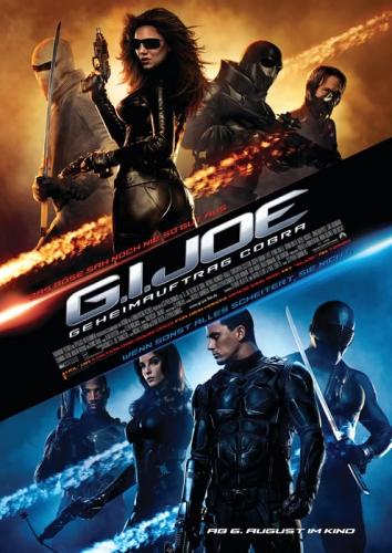 G.I. Joe - Geheimauftrag Cobra  Poster