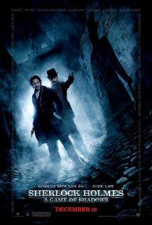 Sherlock Holmes: Spiel im Schatten Filminfo