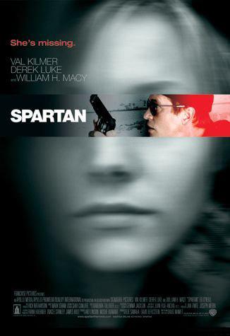 Spartan Filminfo