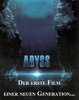 Abyss - Abgrund des Todes Poster