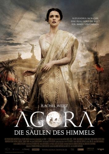 Agora - Die Säulen des Himmels Poster