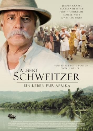 Albert Schweitzer - Ein Leben für Afrika Poster