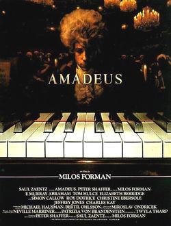 Amadeus Poster