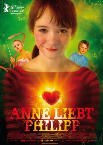 Anne liebt Philipp Poster