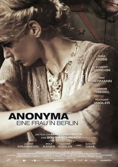 Anonyma - Eine Frau in Berlin Poster