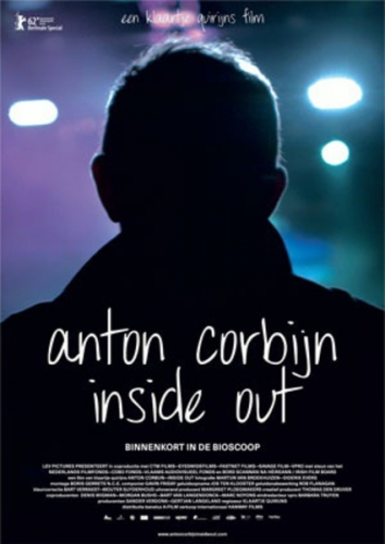 Anton Corbijn Inside Out Poster