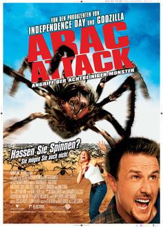 Arac Attack - Angriff der achtbeinigen Monster Filminfo