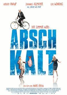 Arschkalt Poster