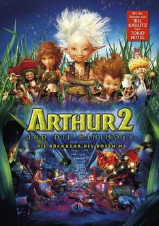 Arthur und die Minimoys 2 - Die Rückkehr des bösen M Poster