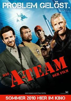 Das A-Team - Der Film Poster