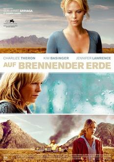 Auf brennender Erde Poster
