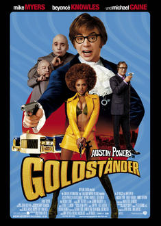 Austin Powers in Goldständer Filminfo