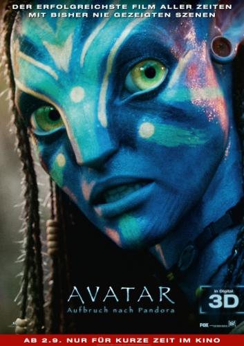 Avatar - Aufbruch nach Pandora (Erweiterte Fassung) Poster