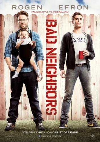 Bad Neighbors Poster