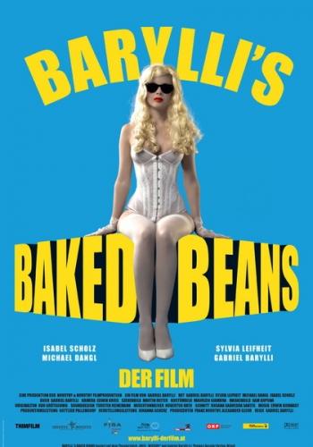 Barylli's Baked Beans Poster