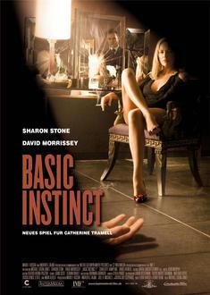 Basic Instinct: Neues Spiel Für Catherine Tramell Poster