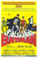 Batman hält die Welt in Atem Poster