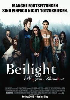 Beilight: Biss zum Abendbrot Poster