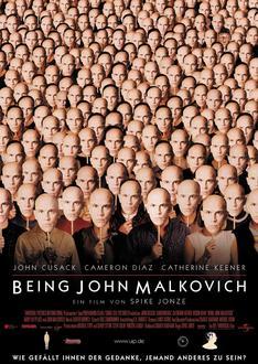 Being John Malkovich Filminfo