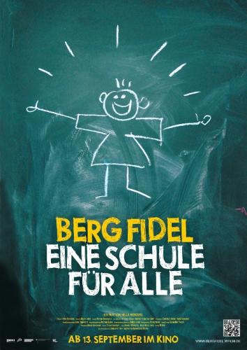 Berg Fidel Poster