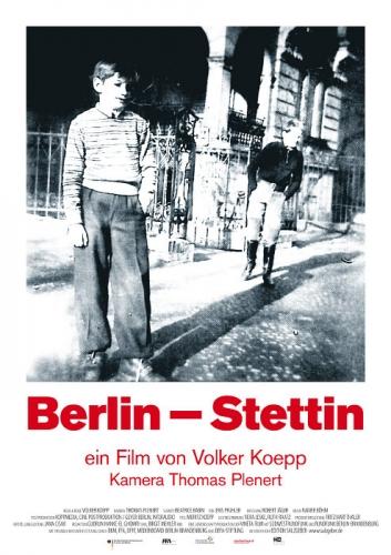 Berlin - Stettin Poster